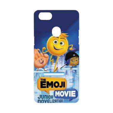 Cococase The Emoji Movie E1766 Casing for Oppo F7