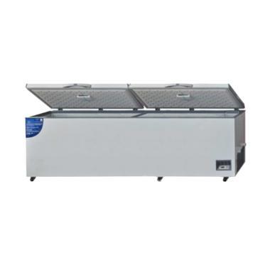 GEA AB1200TX Chest Freezer [1050 L/ 2 Pintu]