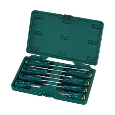 SATA Tools 09306 Acetate Screwdriver Set Obeng [8 Pcs]