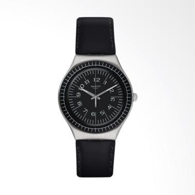 Swatch YGS133C Antonin Analog Tali Leather Jam ...
