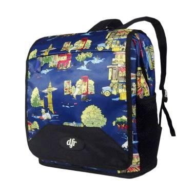 DFR Durant 006 Backpack Anak - Biru