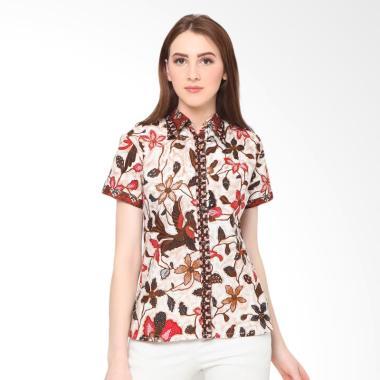 Model Baju Batik Wanita Fbw Jual Produk Terbaru Terlengkap