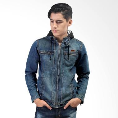 Jual Jaket Jeans Pria Model Terbaru - Harga Murah  dc14cbe290