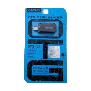 Vanvo USB OTG V4 Smart Card Reader Connection Kit
