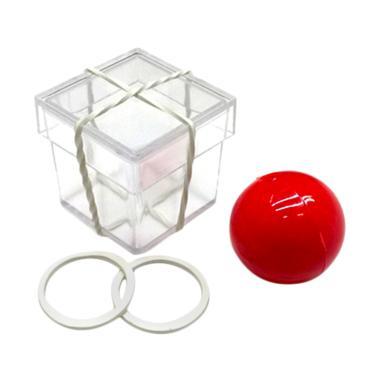 Djava Magic Art Bandit Ball Mini Alat Sulap