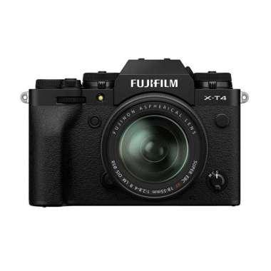 harga FOCUS NUSANTARA - FUJIFILM X-T4 kit XF 18-55mm f/2.8-4 R LM OIS FREE Battery NP-W235 (By Claim) Periode 1-31 Agustus 2021 Black Blibli.com