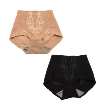 Caresse 9652 Infrared Slimming Underwear Set [2 pcs]
