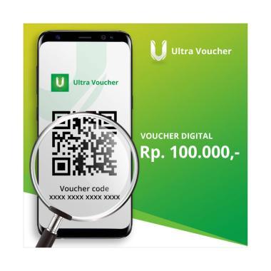 Ultra Voucher - Digital Code [Rp100.000]