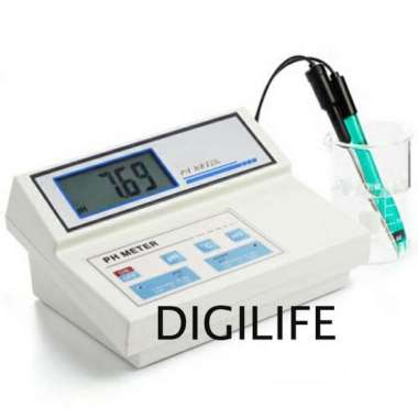 harga PH ORP THERMOMETER 3 IN 1 BENCHTOP METER TESTER AIR BENCH TERMOMETER LIMITED Blibli.com