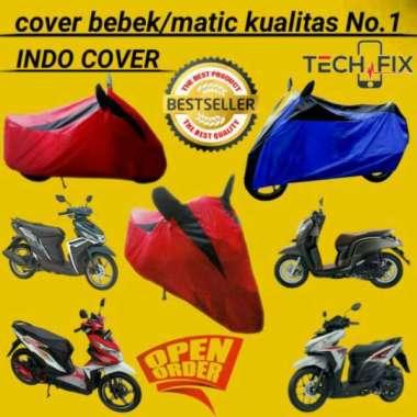 harga Cover motor pelindung motor Vario / mio s/ fino/ aerox 125/ soul / beat / saria f/ sonic dan lainnya Blibli.com