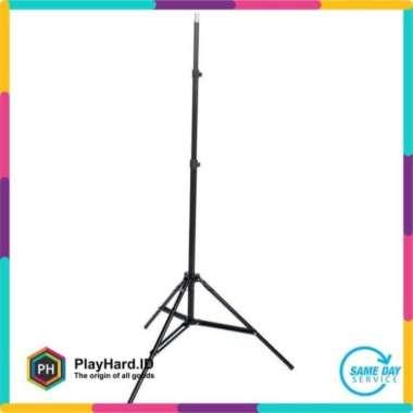 harga Promo Portable Light Stand Tripod 180cm for Studio Lightning - W80 Berkualitas Blibli.com
