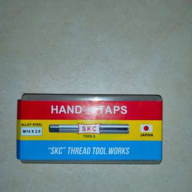 harga Hand tap 14x2.0 skc - Tap baut M 14x2.0 Multicolor Blibli.com