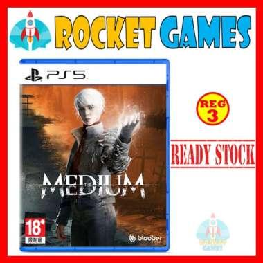 harga Rocket Games - PS5 The Medium Blibli.com