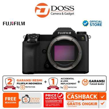 DOSS Fujifilm GFX 50S II Fujifilm GFX 50SII Fujifilm GFX 50S Mark II Medium Format Mirrorless Camera (Body Only)
