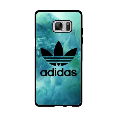 Acc Hp Adidas Blue G0129 Custom Casing For Samsung Note FE