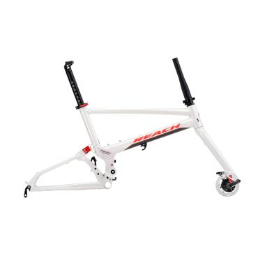 harga Deltacycles Pacific Reach Frame Set - White Blibli.com