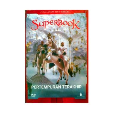 harga Superbook Pertempuran Terakhir DVD Film Blibli.com