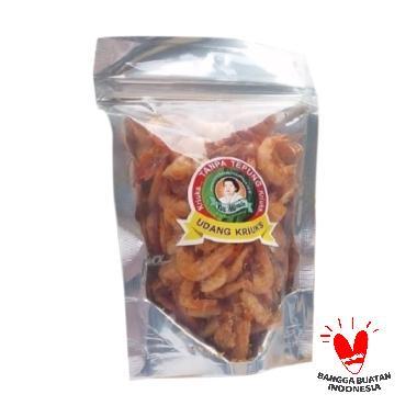 harga Bu Mimin Udang Kriuk Khas Surabaya Makanan Kering [65 g] Blibli.com