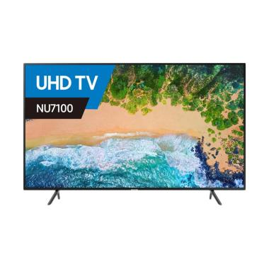 Samsung 75NU7100 4K UHD 7 Series Smart LED Flat TV 2018 [75 Inch]