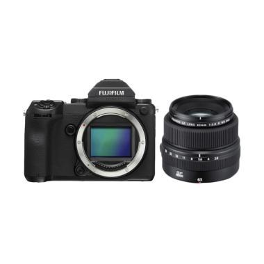 Fujifilm GFX 50S Kit GF 63mm f/2.8  ... ) jpckemang GARANSI RESMI