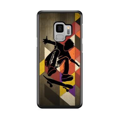 harga Flazzstore Skateboard R0043 Premium Casing for Samsung Galaxy S9 Blibli.com