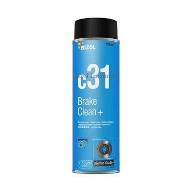 Bizol Brake Clean  c31 Art No. 80002 Cairan Pembersih Mesin Mobil [500 mL]
