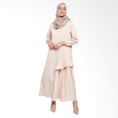Covering Story Azrha Long Dress Muslim Wanita