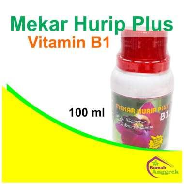 harga Mekar Hurip Plus B1 100 ml vitamin anggrek aglonema tanaman hias anti stress MHP MH Nursery Blibli.com