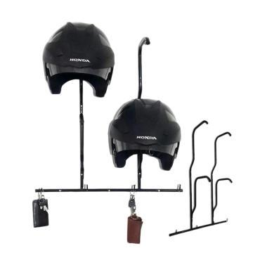 harga Creyosgallery Rak Gantungan for Helm/Kunci/Jaket Blibli.com