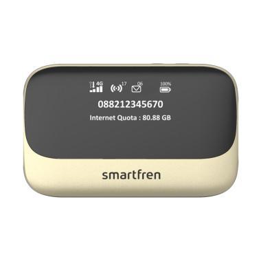 Smartfren Andromax M6 Modem Mifi - Gold [4G LTE]