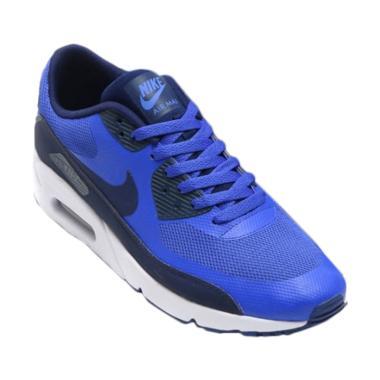 Nike Men Air Max 90 Ultra 2.0 Essen ...  Pria - Blue [875695-400]