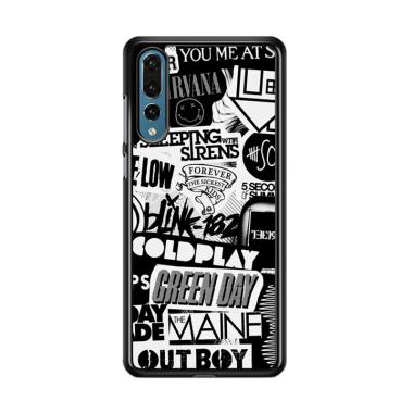 harga Flazzstore The Xx Coldplay Arctic Monkeys The Neighbourhood Sleeping With Sirens The 1975 Band Z0252 Premium Casing for Huawei P20 Pro Blibli.com