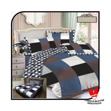Rumindo Comferter Crossline Bed Cover