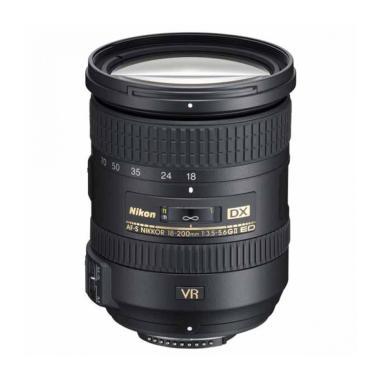 Nikon AFS 18-200mm G ED DX VR II