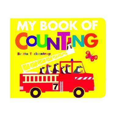 harga Little Tiger My Book Of Counting Buku Anak Blibli.com
