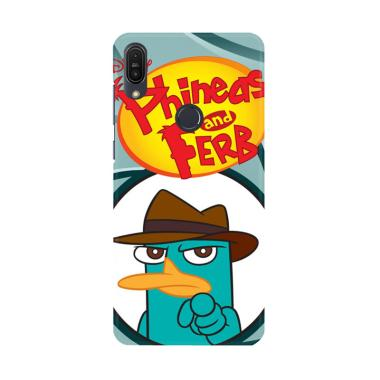 harga Flazzstore Perry Platypus W3175 Premium Casing for Asus Zenfone Max Pro M1 Blibli.com