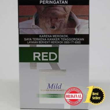 Red Mild Mentol / Rokok RED MILD MENTHOL / 1 slop 10 pack