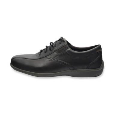 Rockport Aiden Oxford TQ Sepatu Pria - Brown [CH0180]