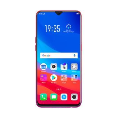Oppo F9 Smartphone Biru/merah  [64GB/ 4GB]