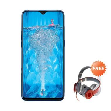 harga OPPO F9 Smartphone [64GB/ 4GB] + Free Headphone Blibli.com