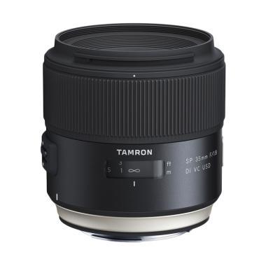 Tamron SP 35mm f/1.8 Di VC USD Lensa Kamera for Canon