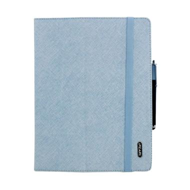 harga IPearl Leather with Stand Casing for iPad Mini Blue Blibli.com