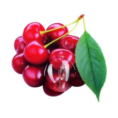 RedPanda Magic Hook Cherry Gantungan