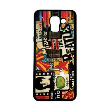 harga CARSTENEZIO Motif Unik Gitar Listrik 8 Softcase Casing for Samsung Galaxy J6 - Hitam Blibli.com