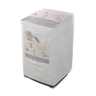 harga HomeStuff Type A Premium Cover Mesin Cuci 1 Tabung - Kaktus Blibli.com