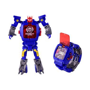 OEM Transformers Robot Digital Jam Tangan Anak Laki-laki
