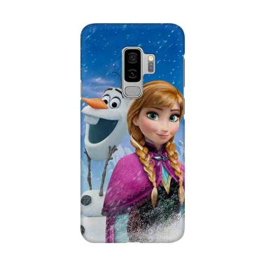 harga Indocustomcase Anna Frozen Cover Casing for Samsung Galaxy S9 Plus Blibli.com