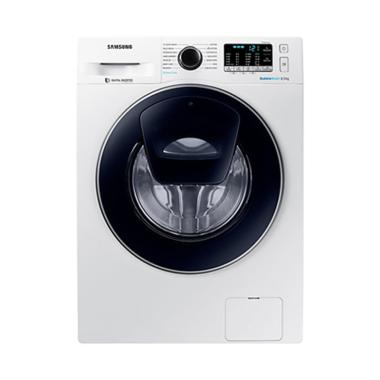 Samsung WW90K54E0UW Mesin Cuci [9.0 kg/ Front Loading]