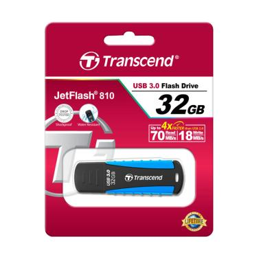 Transcend Flashdisk USB 3.0 JetFlash 810 [32GB]
