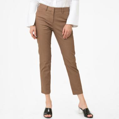 The Executive 5-Lpwbsc5160013 Long Pants Celana Wanita - Taupe